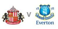 Sunderland v Everton