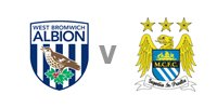 West Brom v Man City