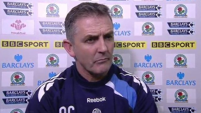 Bolton boss Owen Coyle