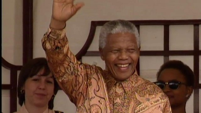 Mandela tributes from around Wales...