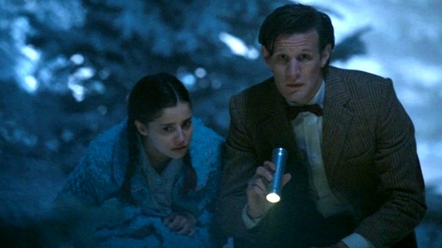 Christmas Day edition of Doctor Who