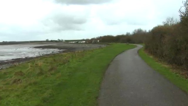 Coastal park at Penrhos