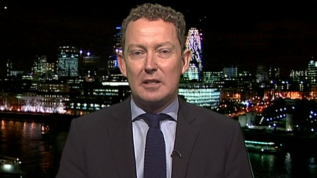 Energy Minister, Greg Barker