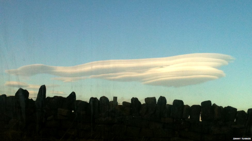 Cloud over Sowerby Bridge
