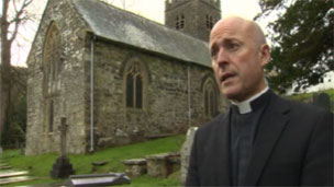Andrew Jones, Archdeacon of Meirionydd