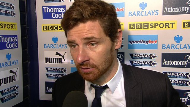 Villas-Boas hails John Terry performances