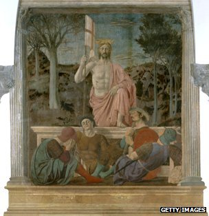The Resurrection at Sansepolcro