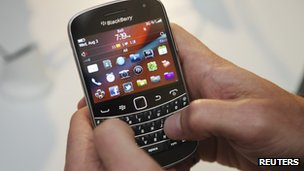 Blackberry Bold