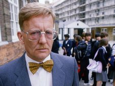 Michael Sheard as Grange Hill's Mr Bronson