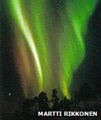 Aurora borealis (Martti Rikkonen)