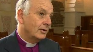 Archbishop of Wales, Dr Barry Morgan