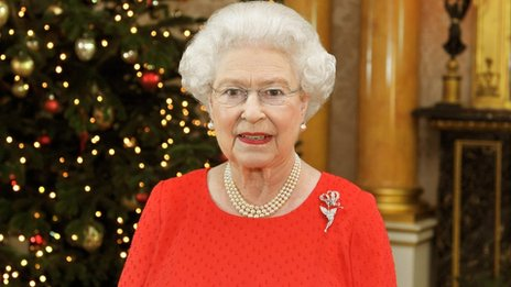 Queen's speech at Buckingham Palace