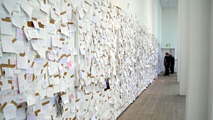 An exhibition by Yoko Ono