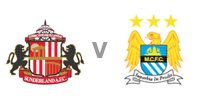 Sunderland v Man City