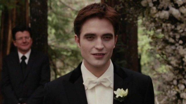 Clip from the Twilight Saga: Breaking Dawn