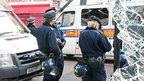 Police. Photo: Michal Kulczynski