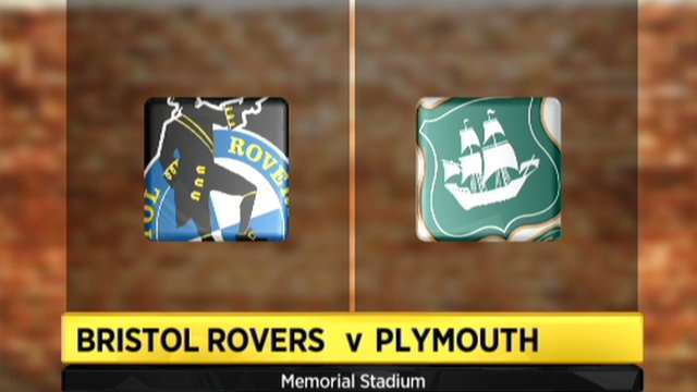 Highlights - Bristol Rovers 2-3 Plymouth