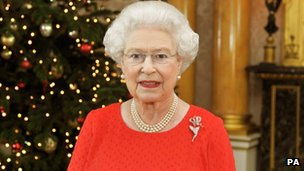 The Queen's Christmas speech in 2011