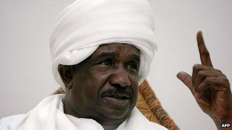 Gen Mustafa al-Dabi (December 2011)