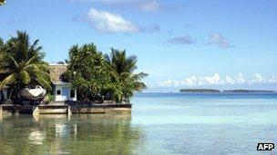 Tokelau island