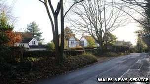 Druidstone Road is one of four streets in Cardiff in Wales' top 10