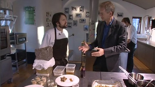 57607634 redzepi2 - Swedish food Dishes becoming famous in UK