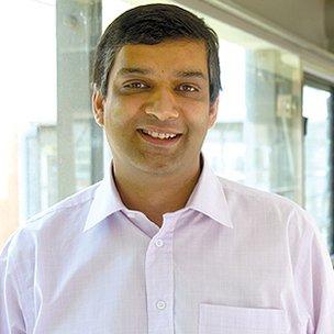 IBM's Rashik Parmar