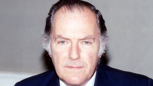 Humphrey Atkins was Northern Ireland Secretary in 1981