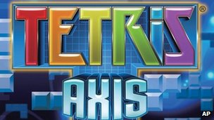 Cover of Tetris video game released by Nintendo