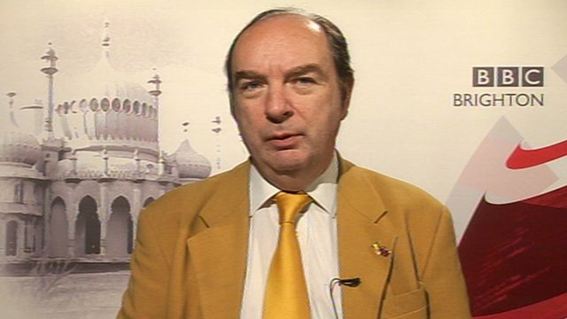 Transport Minister, Norman Baker