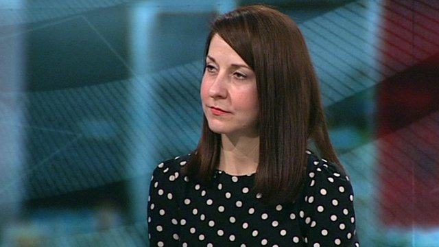 Shadow health minister Liz Kendall