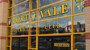 Port Vale Football Club