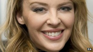 Kylie Minogue had a hit after the song had been turned down by other artists