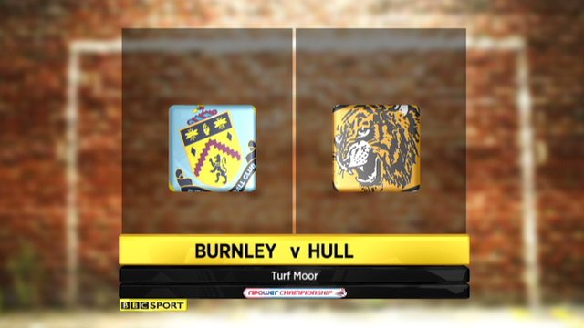 Burnley 1-0 Hull