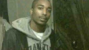 Aaron McKoy, who was shot dead in Clerkenwell