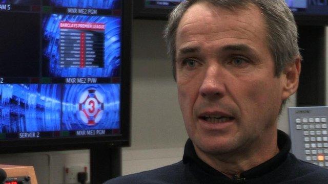 Former Liverpool defender Alan Hansen