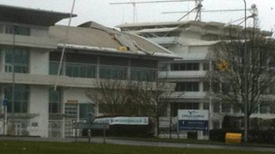 Duchess's Stand, Epsom Downs Racecourse