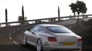 Bentley results