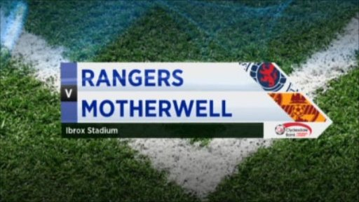 motherwell vs rangers - photo #29