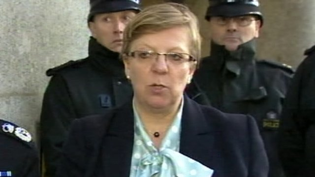 Alison Saunders, Chief Crown Prosecutor for London