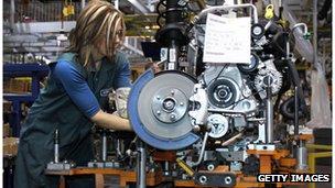 US assembly line