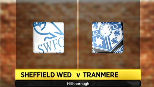 Sheffield Wednesday 2-1 Tranmere