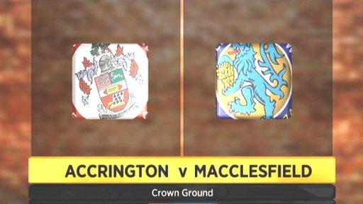Accrington Stanley 4-0 Macclesfield