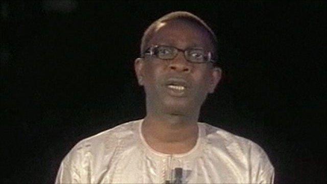 Musician Youssou N'Dour