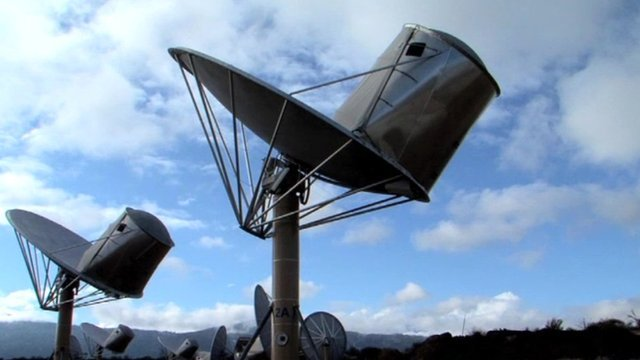 Observation devices at the Search for Extraterrestrial Intelligence flagship facility