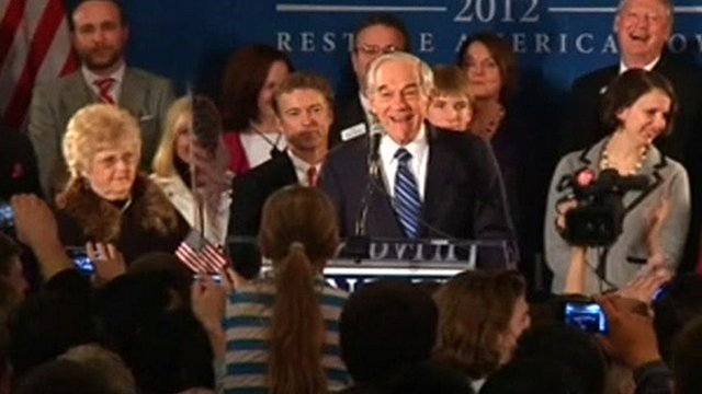 Governor Ron Paul