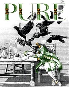 The cover of Pure by Andrew Miller (Sceptre books)
