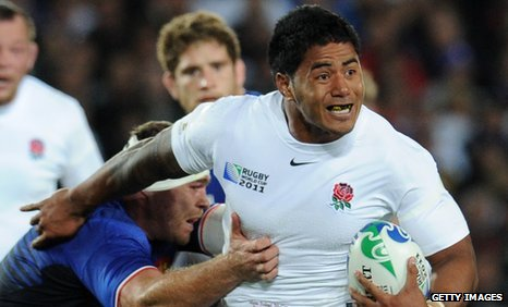 Manu Tuilagi Tuilagi made his debut against Wales in August and has now won