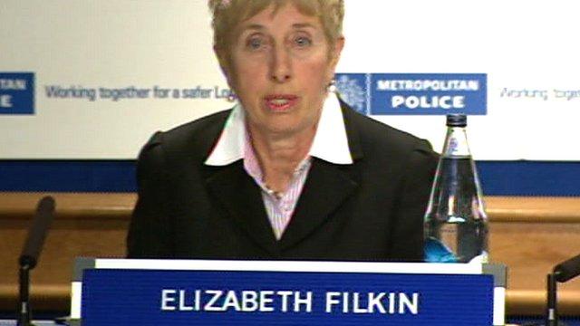 Dame Elizabeth Filkin