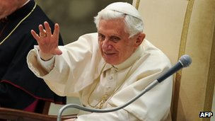 The Pope (4 January 2012)
